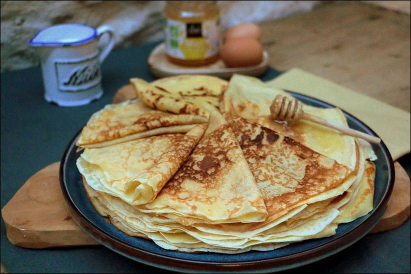 crepes beurre