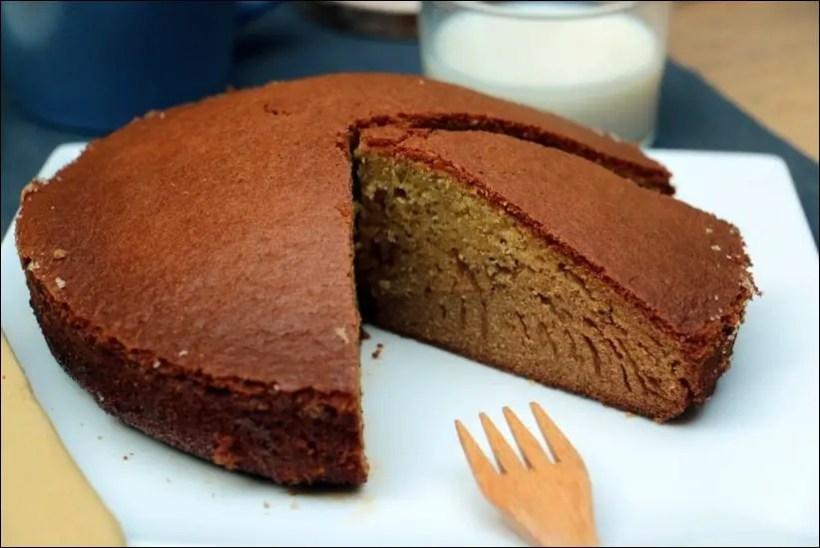 gâteau à base de lait