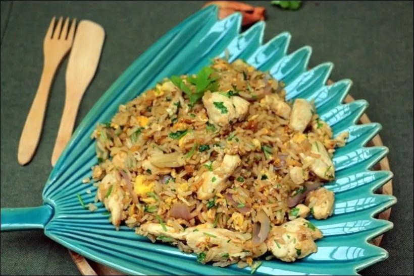 riz frit thai