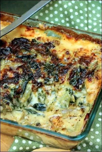 gratin blette veggie