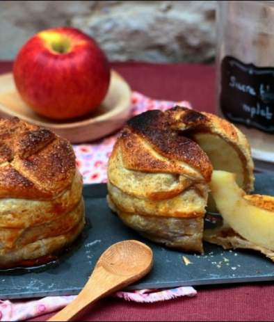 coucous douillons aux pommes