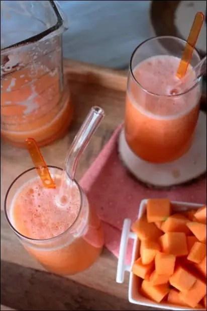 cocktail melon ricard