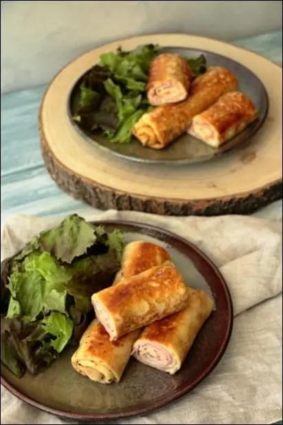 crepes jambon cyril lignac tous en cuisine