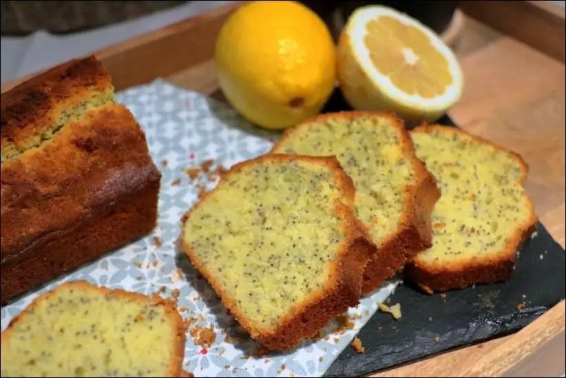 cake citron beurre