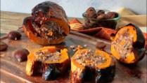 butternut farcie aux marrons
