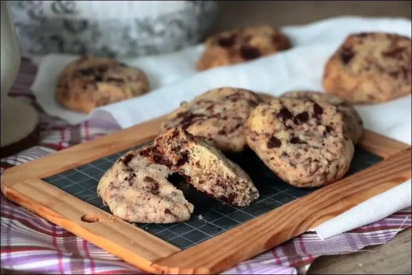 cookies chocolat cyril lignac