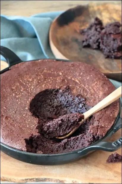 fondant chocolat gateau