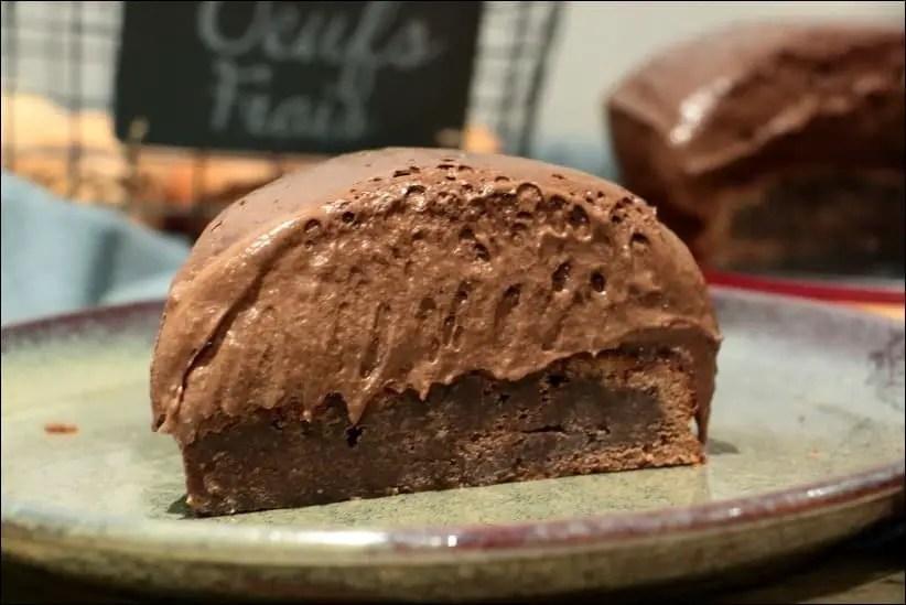 gateau a la mousse au chocolat facile et rapide