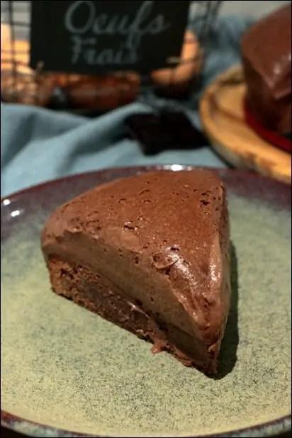 gateau mousse chocolat patissier