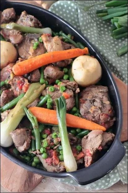 navarin agneau carotte navet