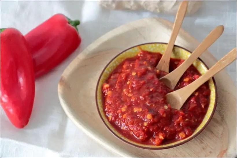 pate piment rouge