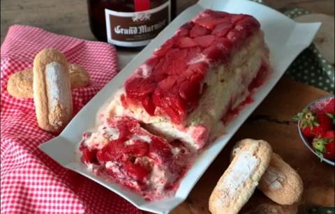 tiramisu aux fraises rôties de Yotam Ottolenghi