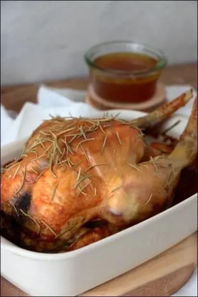 poulet fermier basse température