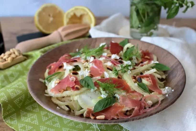 salade fenouil laurent mariotte