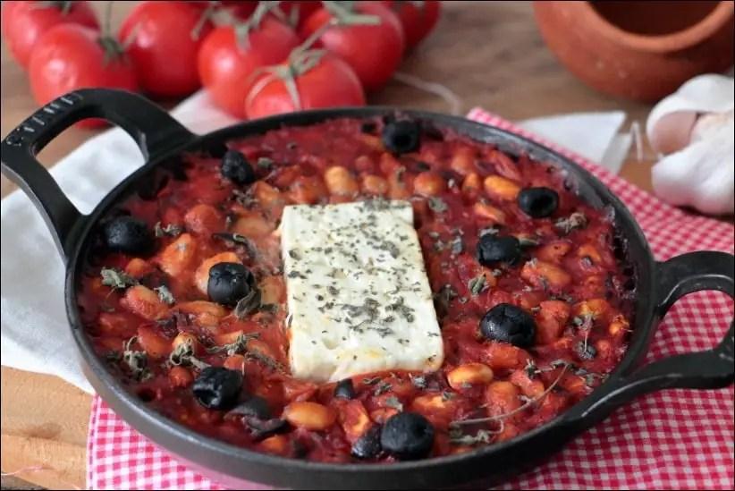 feta rotie sauce tomate
