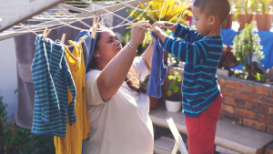Chores for special needs kids require adjustments be made to meet your child where they are