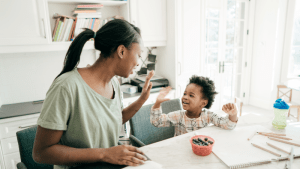 Tips to get your toddler to cooperate more