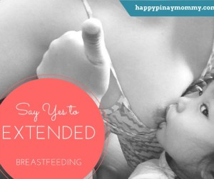 extended breastfeeding