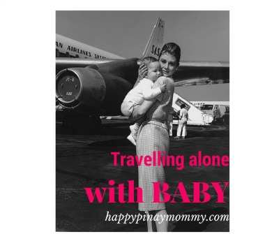 Travel tips with baby
