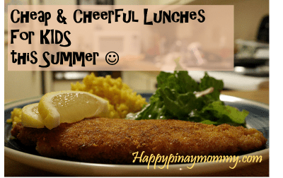 lunch recipes for kids