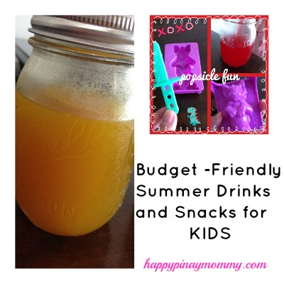 Budget Friendly Summer Drinks