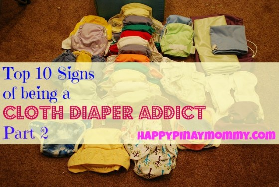 cloth diaper addict part 2