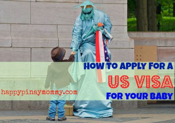 US Visa Requirements for Babies in the Philippines
