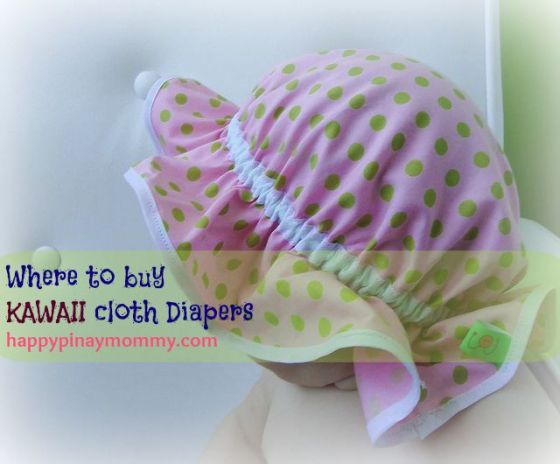 buy Kawaii Cloth Diapers in the Philippines
