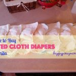 buy fitted diapers in the Philippines