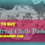buy menstrual cloth pads or mama pads in the philippines