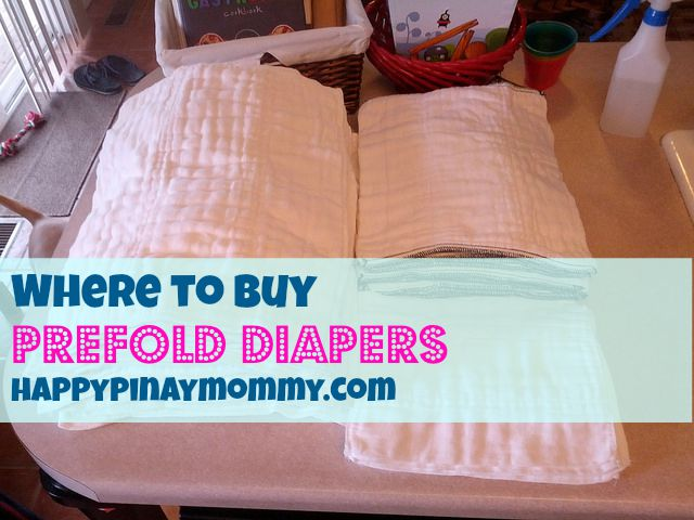 Where To Buy Prefold Cloth Diapers In The Philippines Happy Pinay