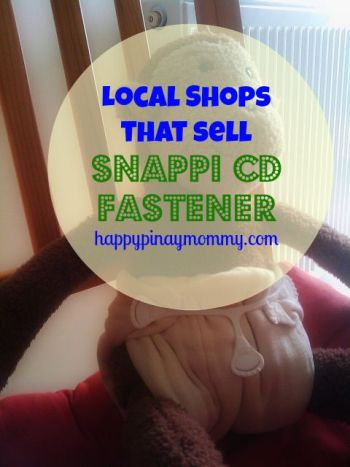 buy snappi cloth diaper fastener in the Philippines