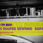 buy cloth diaper sewing materials and supplies in the Philippines