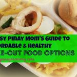 Healthy Take-Out Food Options in The PHilippines