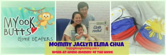 Happypinaymommy.com's Work-at-Home-Mommy of the Week