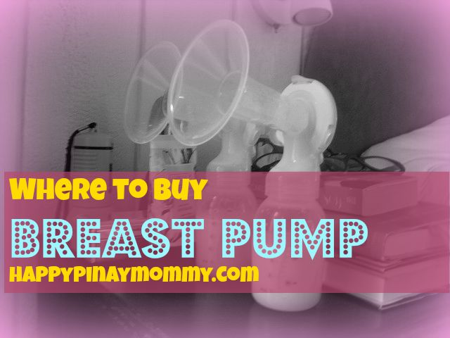 Where To Buy Breast Pump In The Philippines Happy Pinay Mommy