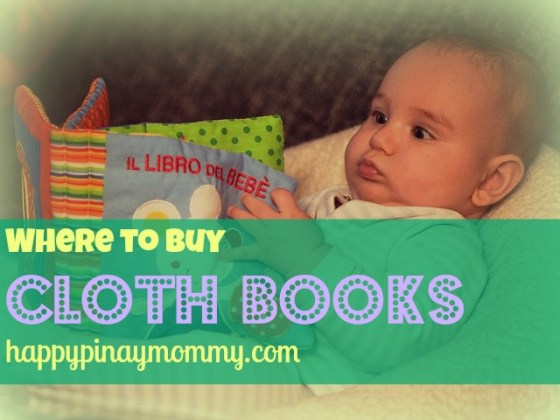 Buy Cloth Books in the Philippines