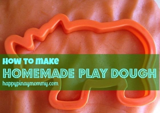 DIY Clay recipes you can make with your kids