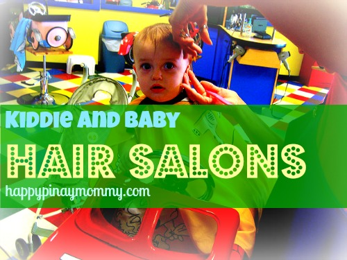 Hair Salons for Babies and Children in the Philippines