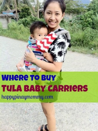 WHere to buy Tula Baby Carrier in the Philippines