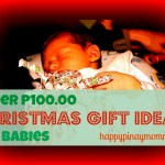 Cute Christmas Gifts under P100 for Babies in the Philippines. (Photo Credits)