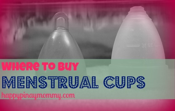 Where to buy Menstrual Cups in The Philippines. (Photo Credits)