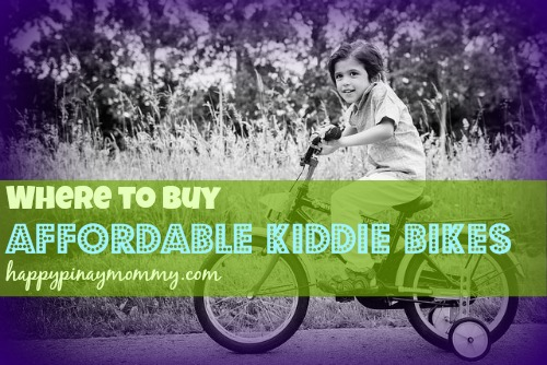 Where to buy cheap but good quality kiddie bikes in the