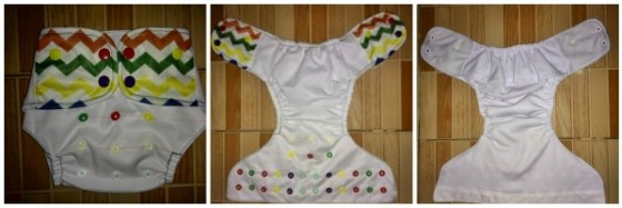 Mommy Isabel's Customized Cloth Diaper