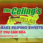 No bake Filipino desserts for business