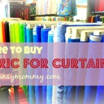 Buy fabric for curtains in the Philippines