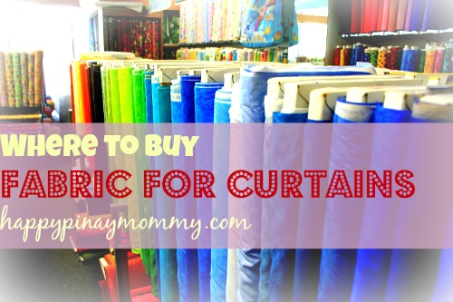 Where To Buy Fabric For Curtains In The Philippines