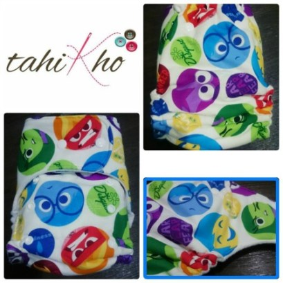 Tahi Kho Cloth Diapers
