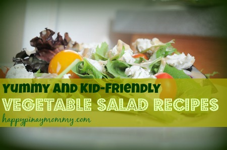 Here are some Kid-Friendly Vegetable Salads that your Picky eater may love. (Photo Credits)