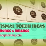 Baptismal Souvenir Tokens for Godparent Ninongs and Ninangs